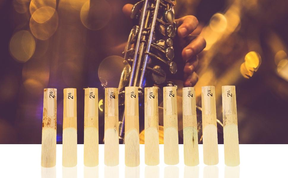 Clarinet Reeds