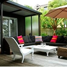 outdoor terrace set