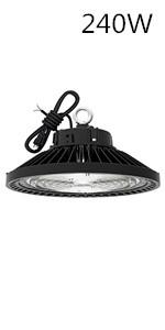 led high bay light 240w