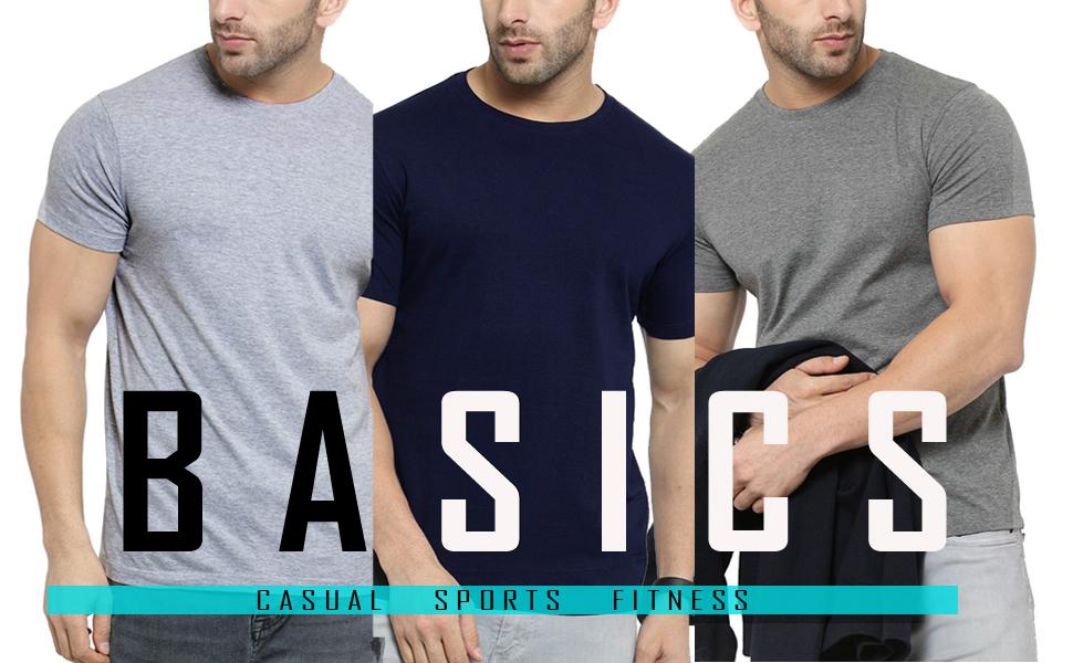 Cotton round necks, round neck tshirts, mens t shirt, cotton t shirts, t shirts combo, men tshirts