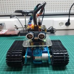 arduino robot wheels