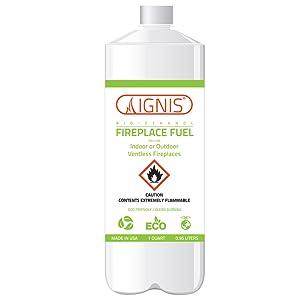 Ignis Bio Ethanol Fireplace Fuel