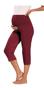 Maternity Capris Pants