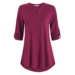 tunic tops for office