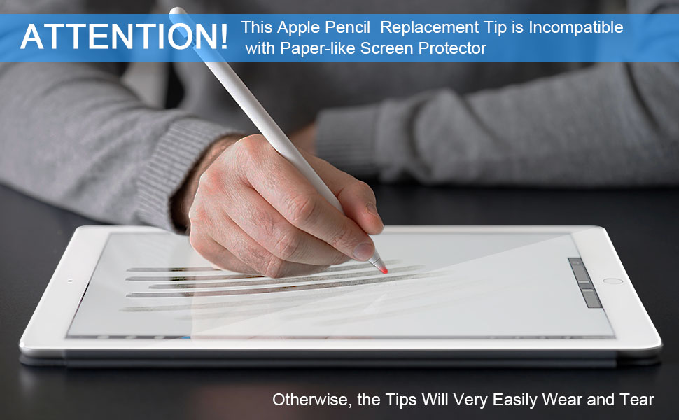Apple pencil 2 gen tips