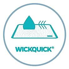 Wickquick dog blanket waterproof