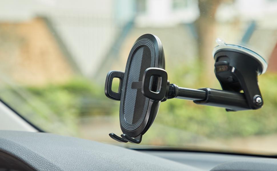 windshield phone holder car