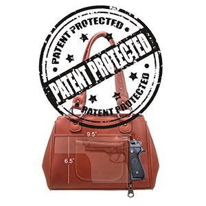 Montana West Concealed handgun purse for women