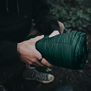 travel blanket packable lightweight washable water resistant water repellant camping hiking