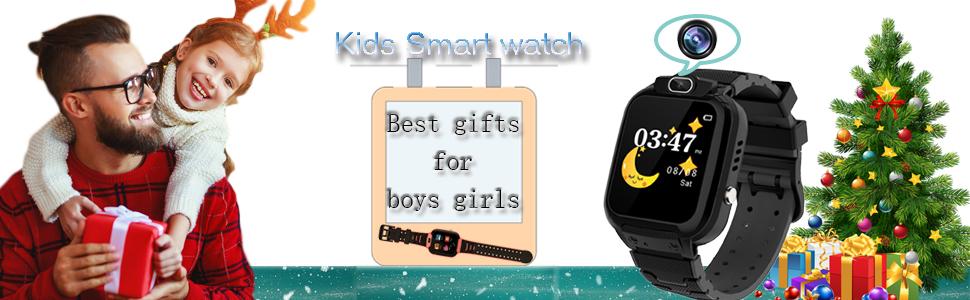 smart watch for boys girls