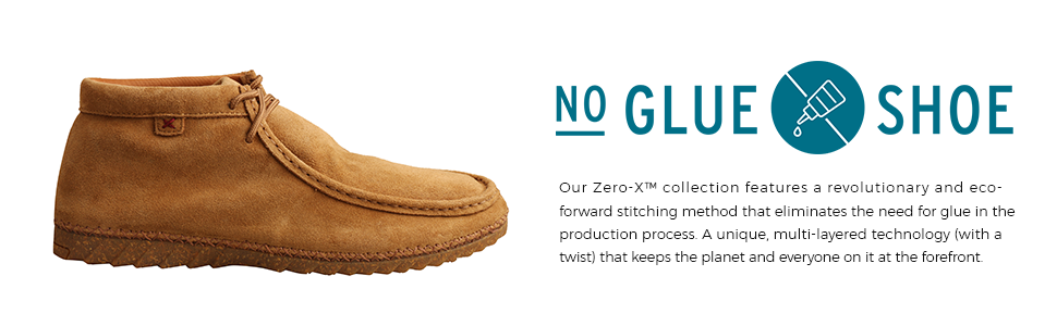 No Glue Shoe