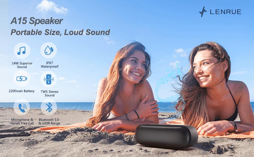 Bluetooth speaker1