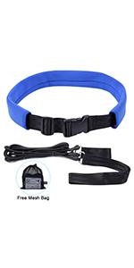 swimming trainning belt