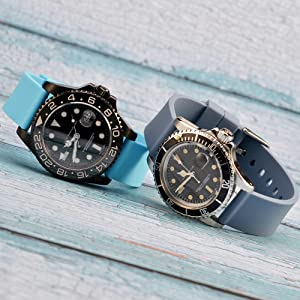 WOCCI 22mm Watch Strap