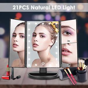 21 PCS Natural Led Lights