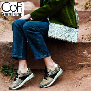 CoFi Leathers: Why Blend In When You Can Stand Out?