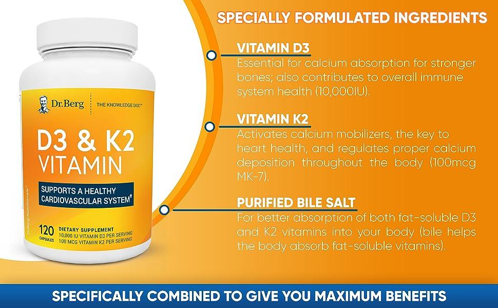 d3 k2 vitamin