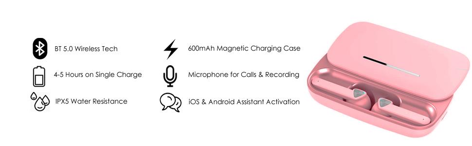 SLIDE Magnetic Charging Case