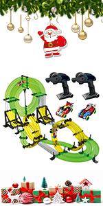 RC Track Car
