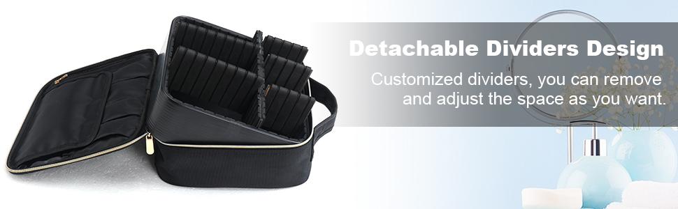 detachable dividers design