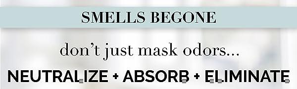 air freshener smells begone odor eliminator odor remover scent smell essential oil deodorizer
