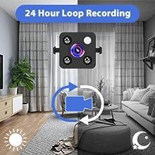24 Hour Loop Recording