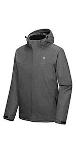 ski jacket for men