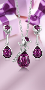Bear Pearl Jewelry Set