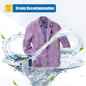 Strong Decontamination