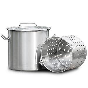 turkey fryer burner pot basket thermometer accessories hook accessory kit basket big easy insert