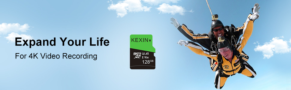 2 Pack 128GB micro sd card