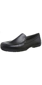 geox black shoe