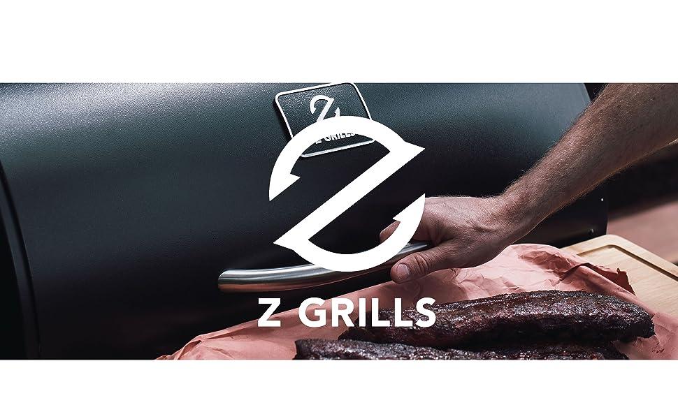 z grills banner