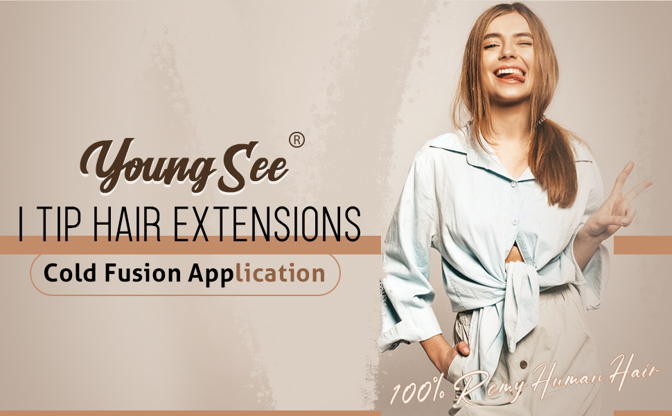 Itip hair extensions