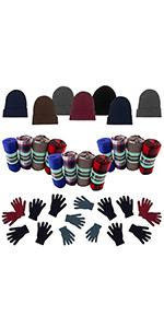 bulk hats, bulk gloves, bulk blankets, wholesale, donations