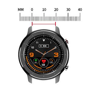 cinturino dell'orologio 22mm