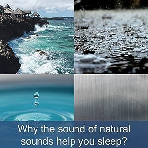 natural sounds help you sleep