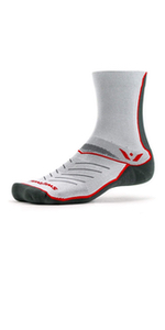 Vibe Five Tall Crew socks for trail running