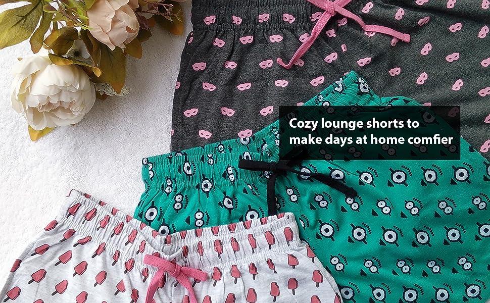 Sleepwear nightwear shorts night pant lounge pant