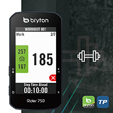 Workout amp; Bryton Test