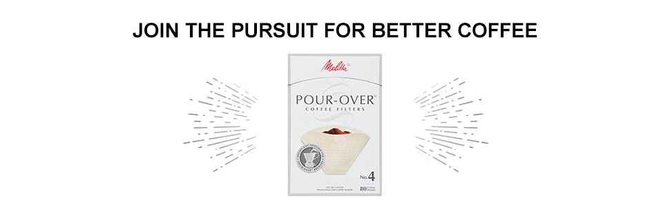 pursuit of better coffee
