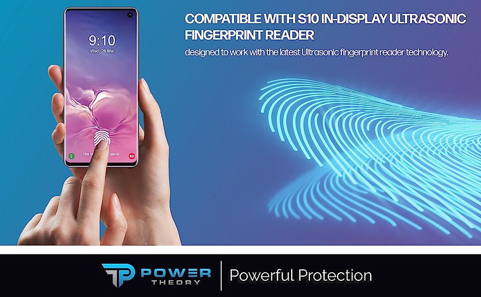 S10 TPU screen protector