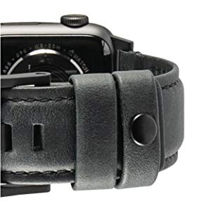UAG Apple Watch (44mm / 42mm) Case Leather Strap
