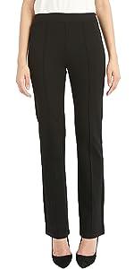 Bamans Straight - Pantaloni da lavoro da donna
