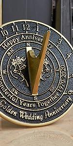 Universal Anniversary Sundial