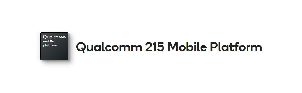 Imagen del logotipo de Qualcomm 215 Mobile Platform