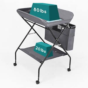 diape changing table station