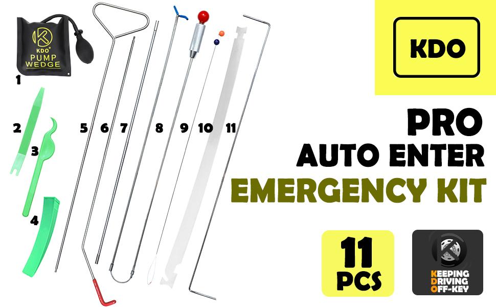 enmergency car kit