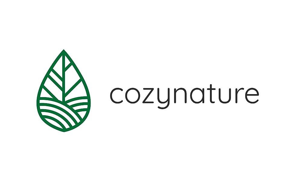 Logo, Marke, CozyNature