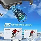 Drone plegable con cámara